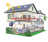Giới thiệu hệ thống Điện mặt trời độc lập